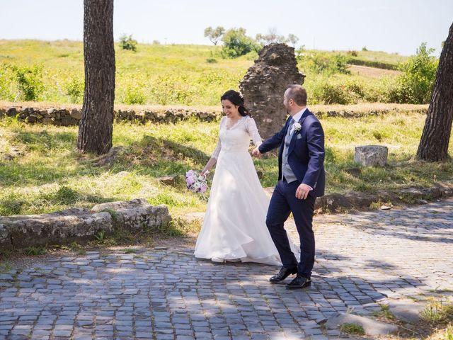Il matrimonio di Roberto e Francesca a Roma, Roma 32