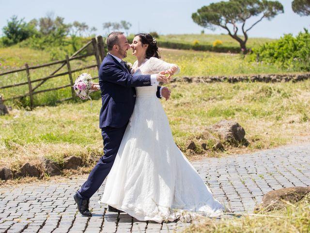 Il matrimonio di Roberto e Francesca a Roma, Roma 36