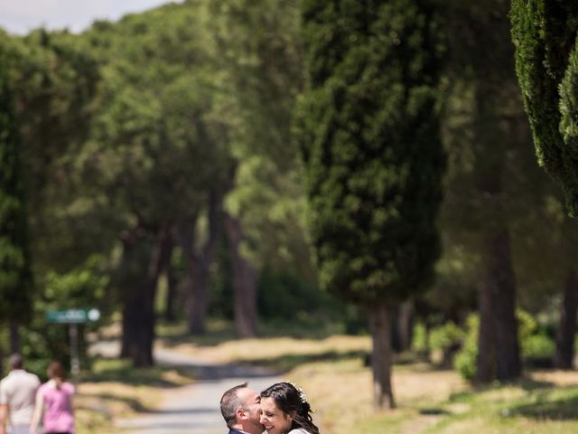 Il matrimonio di Roberto e Francesca a Roma, Roma 39