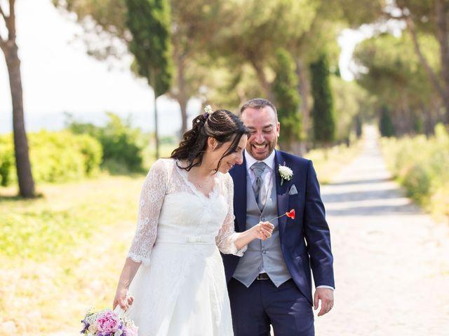 Il matrimonio di Roberto e Francesca a Roma, Roma 42