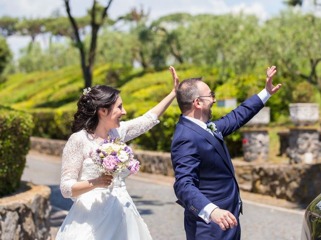 Il matrimonio di Roberto e Francesca a Roma, Roma 45