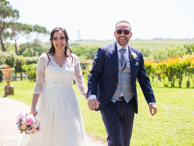 Il matrimonio di Roberto e Francesca a Roma, Roma 46