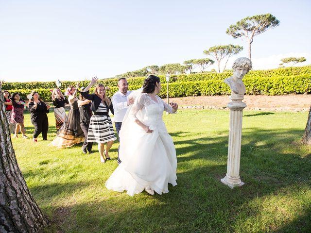 Il matrimonio di Roberto e Francesca a Roma, Roma 66
