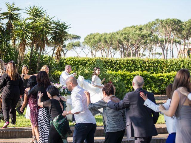 Il matrimonio di Roberto e Francesca a Roma, Roma 69