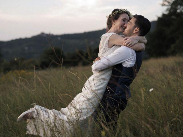 Le nozze di Chiara e David
