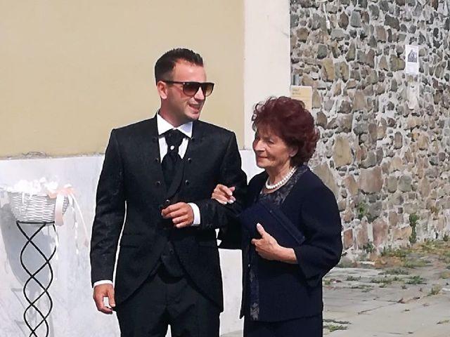Il matrimonio di Mattia e Lucia a Aulla, Massa Carrara 7