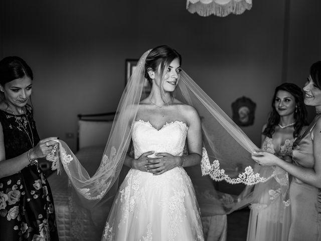 Il matrimonio di Claudio e Chiara a Torricella Verzate, Pavia 8