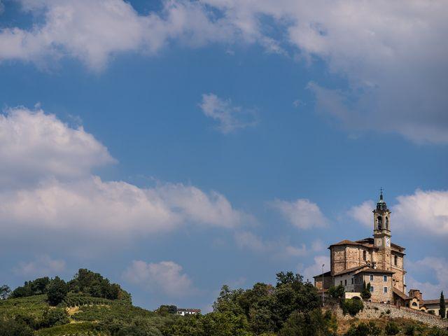 Il matrimonio di Claudio e Chiara a Torricella Verzate, Pavia 9