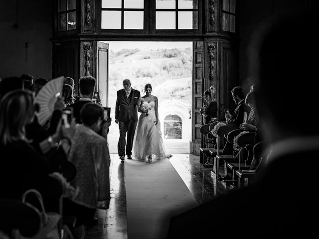 Il matrimonio di Claudio e Chiara a Torricella Verzate, Pavia 1