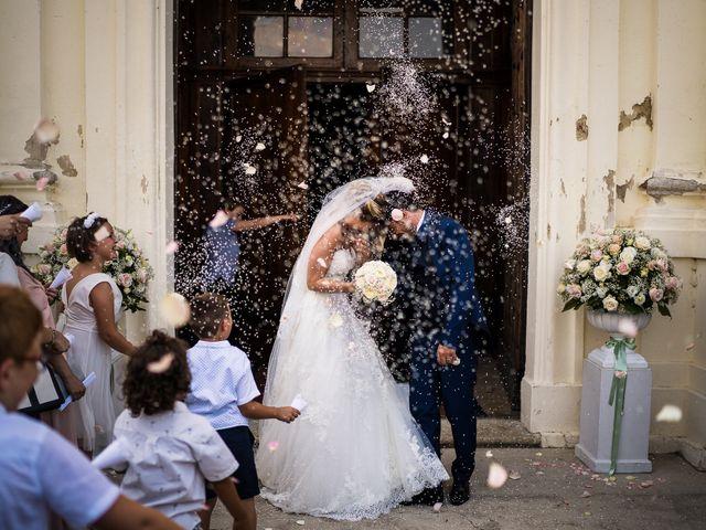 Il matrimonio di Claudio e Chiara a Torricella Verzate, Pavia 12