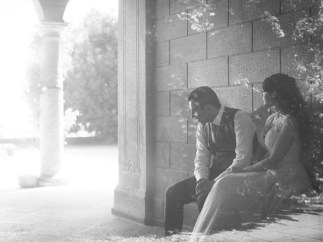 Le nozze di Linda e Luca