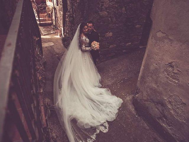 Il matrimonio di Mattia e Lucia a Aulla, Massa Carrara 16