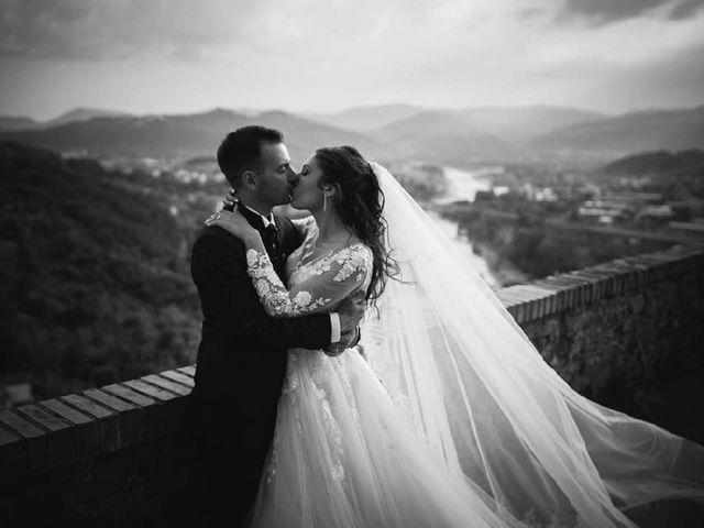 Il matrimonio di Mattia e Lucia a Aulla, Massa Carrara 18
