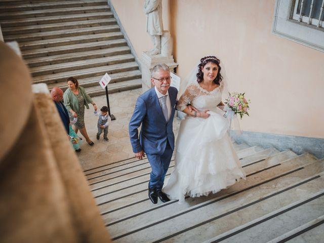 Il matrimonio di Fabio e Ramona a Genova, Genova 17