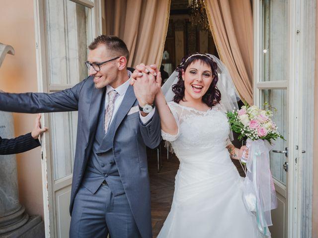 Le nozze di Ramona e Fabio