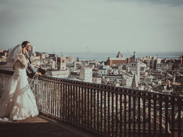 Il matrimonio di Fabio e Ramona a Genova, Genova 23