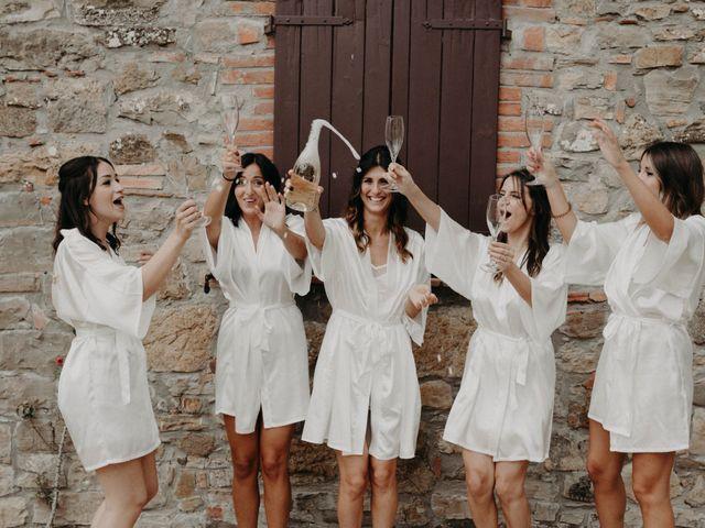 Il matrimonio di Andrea e Valentina a Arezzo, Arezzo 5