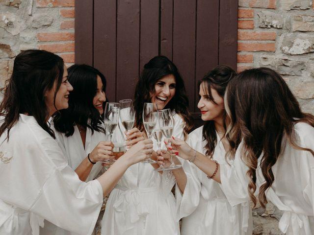 Il matrimonio di Andrea e Valentina a Arezzo, Arezzo 6