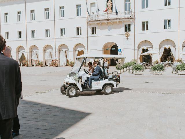 Il matrimonio di Gianluca e Alessandra a Ravenna, Ravenna 1