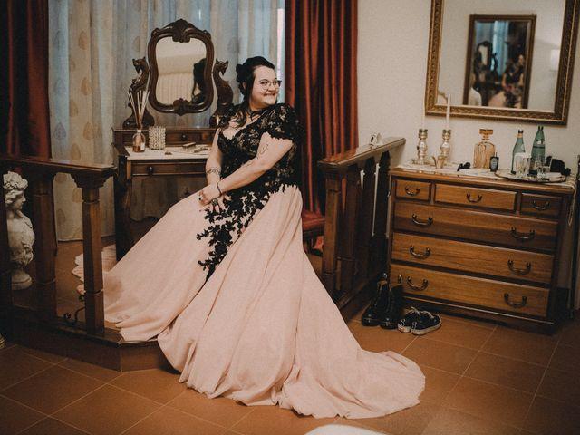 Il matrimonio di Andrea e Beatrice a Viterbo, Viterbo 7