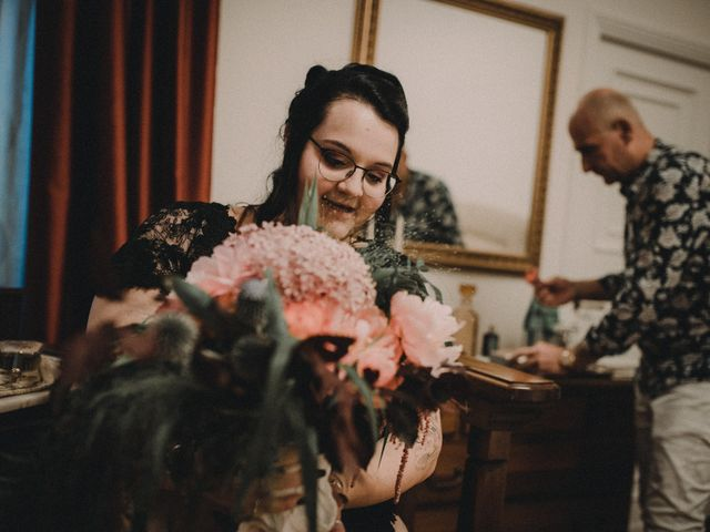 Il matrimonio di Andrea e Beatrice a Viterbo, Viterbo 9