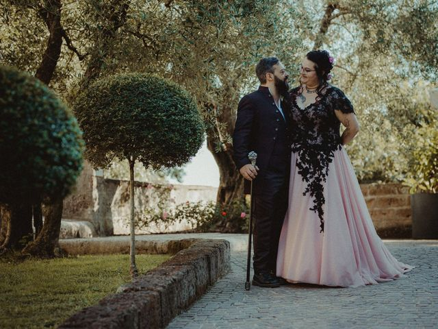 Il matrimonio di Andrea e Beatrice a Viterbo, Viterbo 87