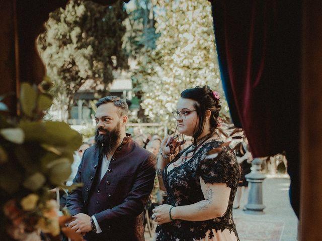 Il matrimonio di Andrea e Beatrice a Viterbo, Viterbo 95
