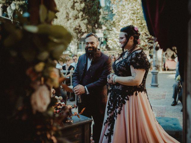 Il matrimonio di Andrea e Beatrice a Viterbo, Viterbo 96