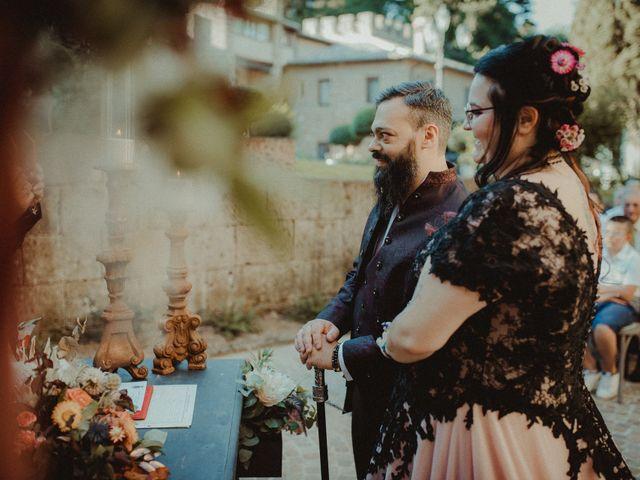 Il matrimonio di Andrea e Beatrice a Viterbo, Viterbo 97