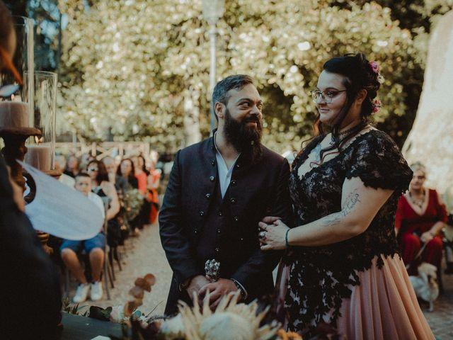 Il matrimonio di Andrea e Beatrice a Viterbo, Viterbo 99