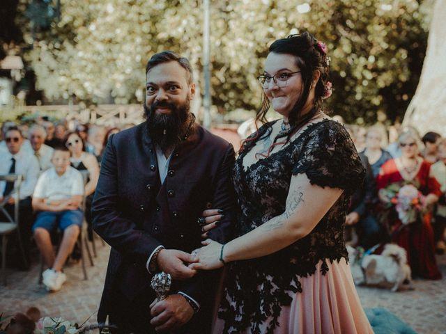Il matrimonio di Andrea e Beatrice a Viterbo, Viterbo 100