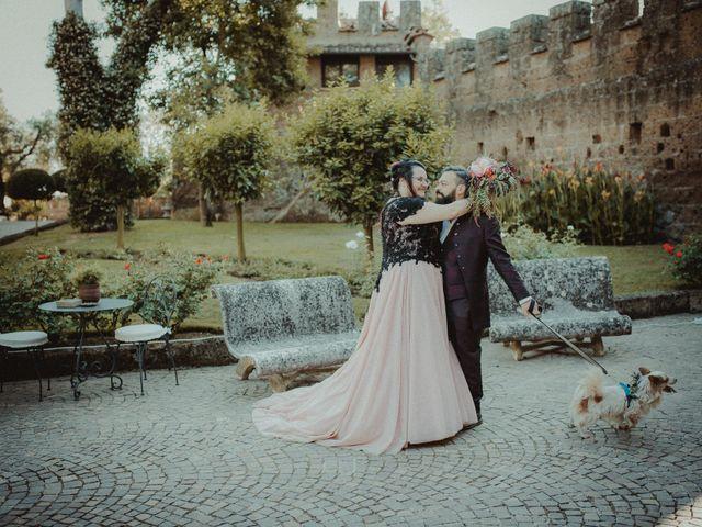 Il matrimonio di Andrea e Beatrice a Viterbo, Viterbo 110