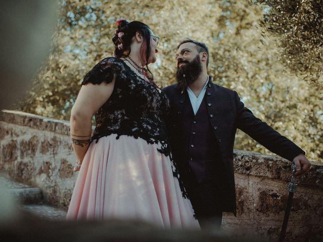 Il matrimonio di Andrea e Beatrice a Viterbo, Viterbo 114