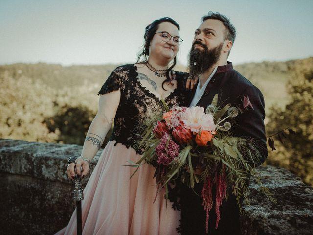 Il matrimonio di Andrea e Beatrice a Viterbo, Viterbo 129