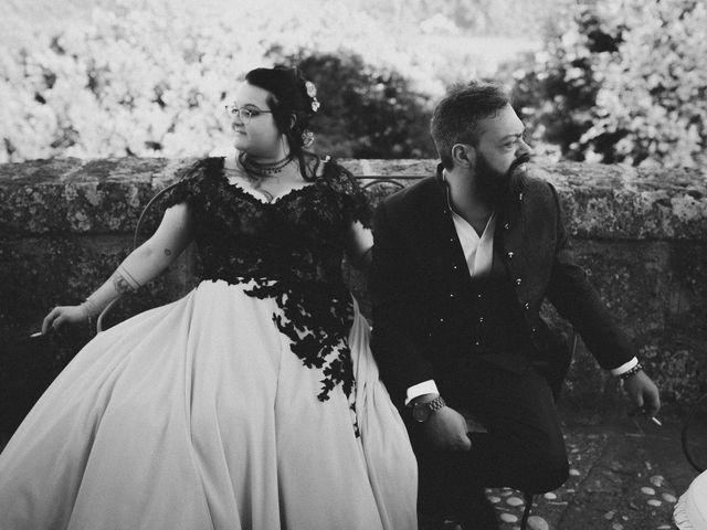 Il matrimonio di Andrea e Beatrice a Viterbo, Viterbo 131