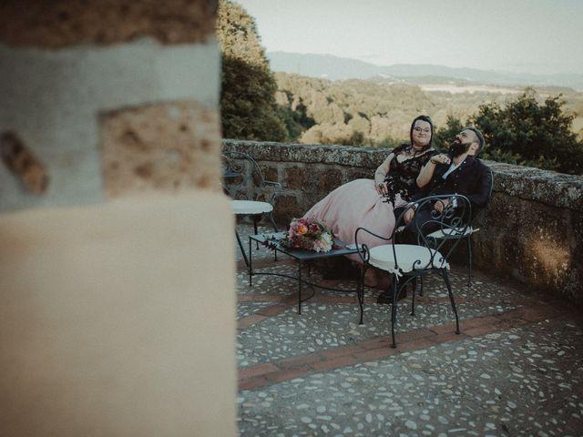 Il matrimonio di Andrea e Beatrice a Viterbo, Viterbo 134