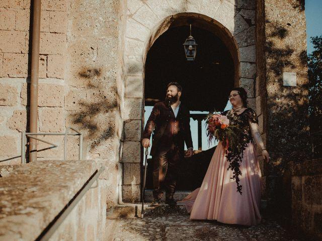 Il matrimonio di Andrea e Beatrice a Viterbo, Viterbo 135