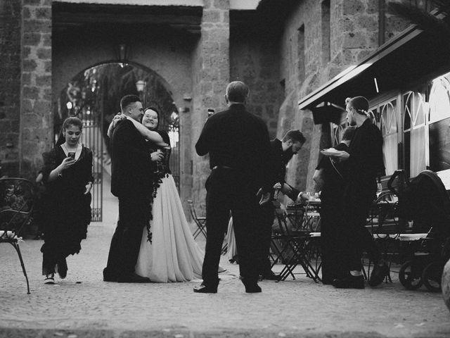 Il matrimonio di Andrea e Beatrice a Viterbo, Viterbo 139