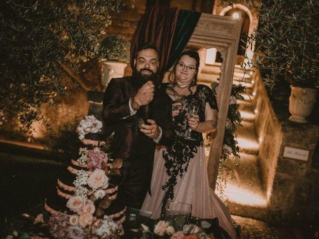 Il matrimonio di Andrea e Beatrice a Viterbo, Viterbo 173