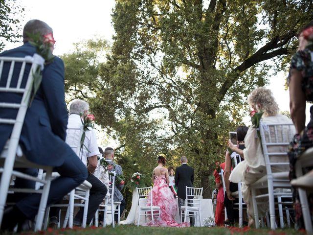 Il matrimonio di Matteo e Lara a Cerea, Verona 1