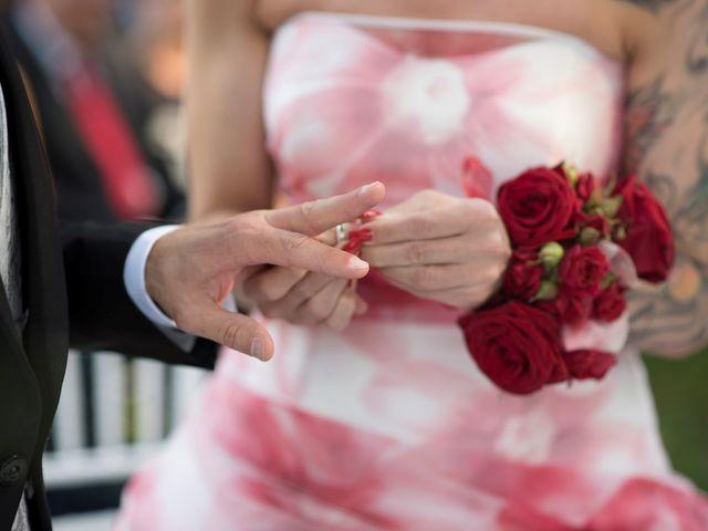 Il matrimonio di Matteo e Lara a Cerea, Verona 45