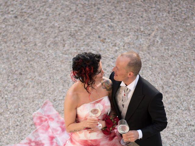 Il matrimonio di Matteo e Lara a Cerea, Verona 51
