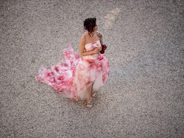Il matrimonio di Matteo e Lara a Cerea, Verona 52