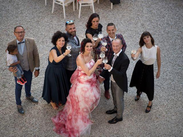 Il matrimonio di Matteo e Lara a Cerea, Verona 53