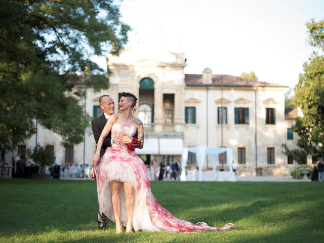 Il matrimonio di Matteo e Lara a Cerea, Verona 60