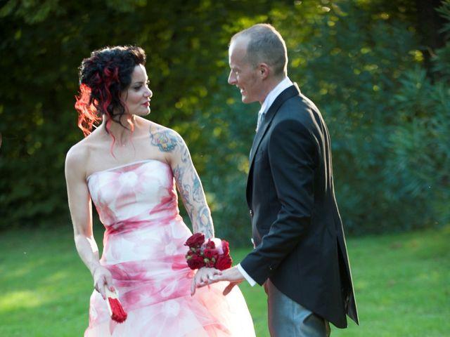 Il matrimonio di Matteo e Lara a Cerea, Verona 2