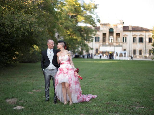 Il matrimonio di Matteo e Lara a Cerea, Verona 64