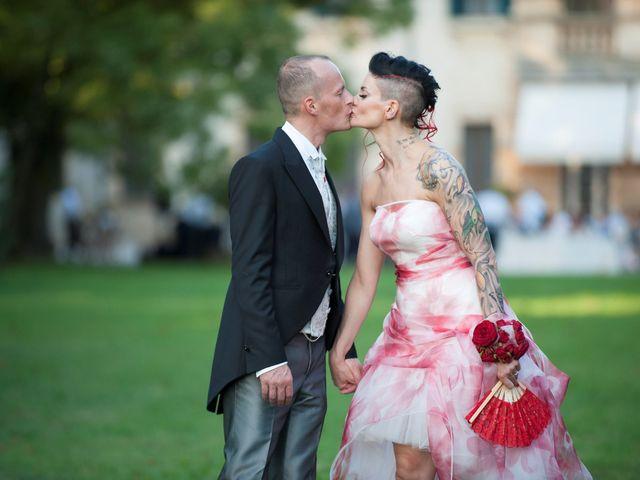 Il matrimonio di Matteo e Lara a Cerea, Verona 65
