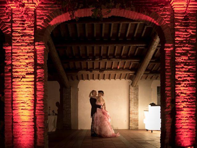 Il matrimonio di Matteo e Lara a Cerea, Verona 80