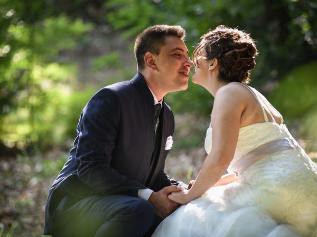 Le nozze di Tatiana e Giuliano